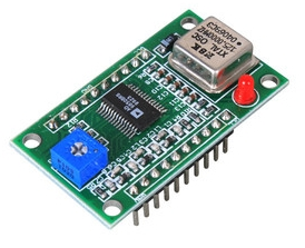 Télécommande récepteur satellite numérique (4 canaux)
